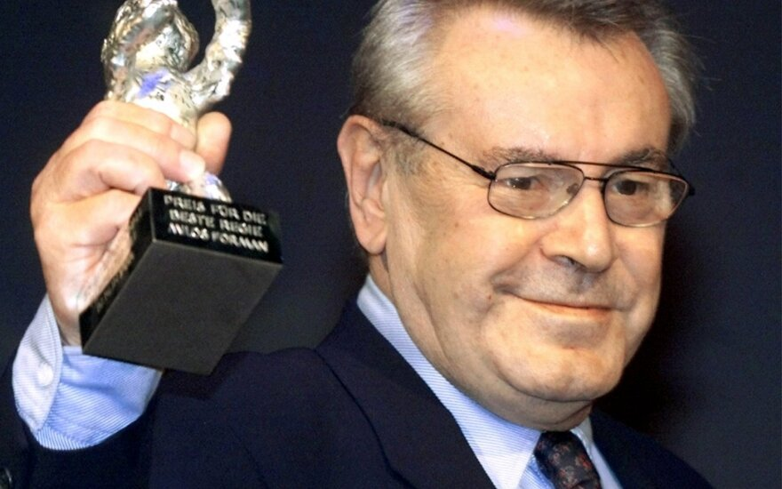 Milošas Formanas