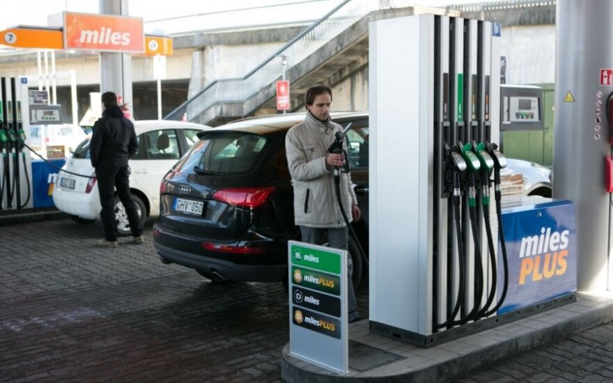 Lithuanian Customs to tighten control of fuel transported from third countries