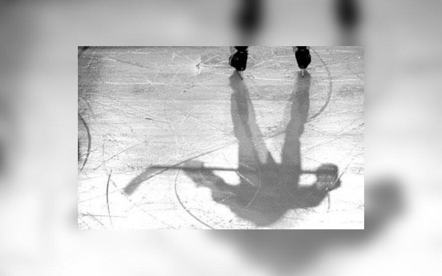 Jaunieji Lietuvos ledo ritulininkai pasaulio čempionate patyrė pirmąją nesėkmę