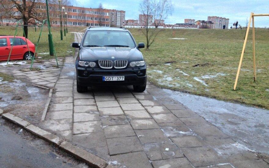 Klaipėdoje, Laukininkų g. 2013-02-03