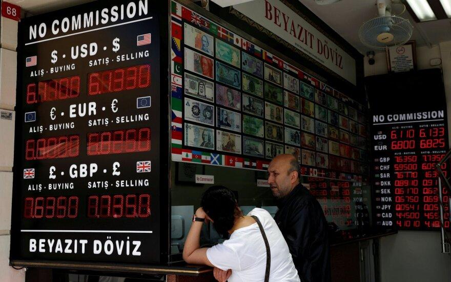 """ES kritikuoja žmogaus teisių padėtį Turkijoje ir """"atsimetimą"""" nuo įstatymų"""