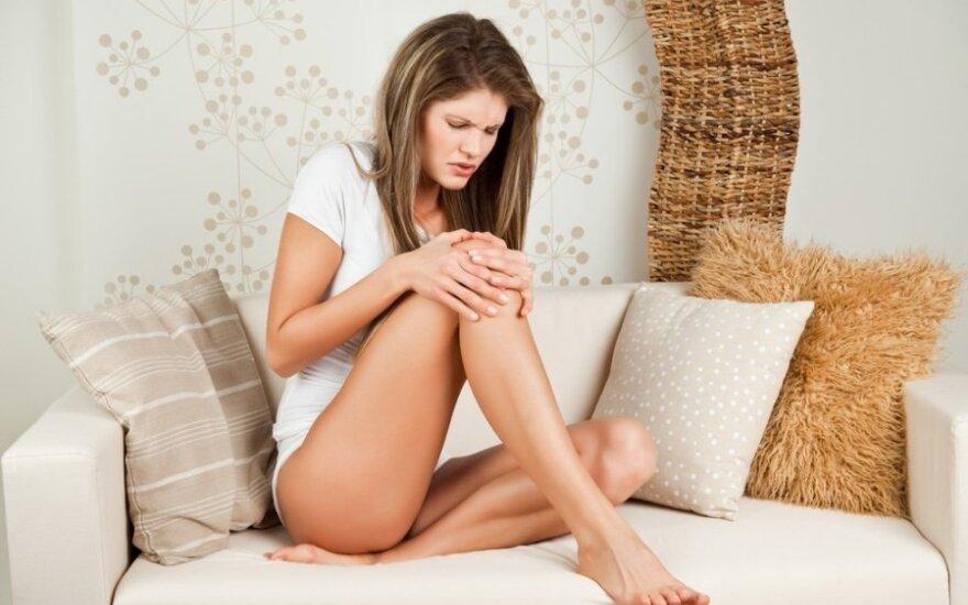 Kaip gydyti nemalonų odos uždegimą?