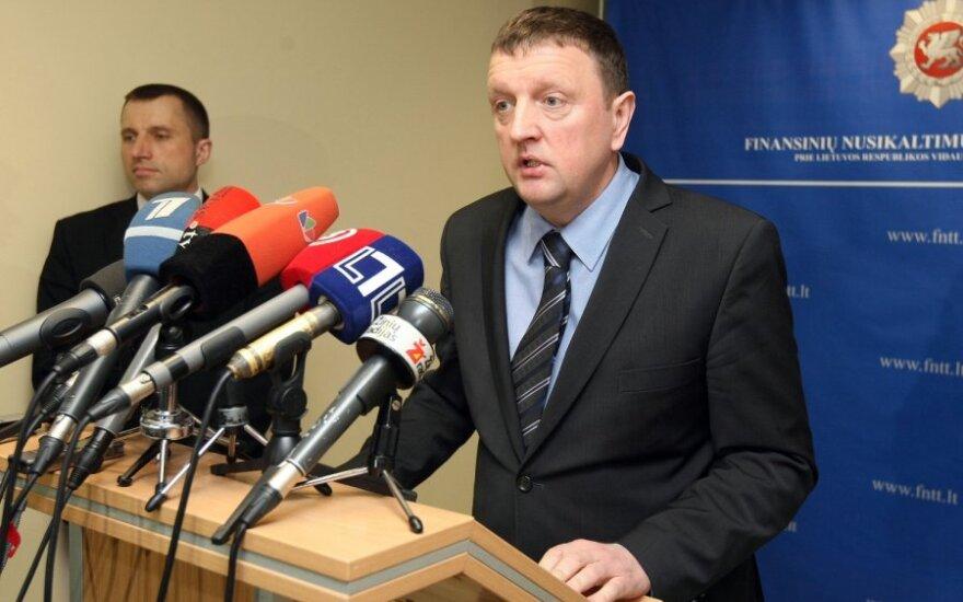 V.Gailius ir V.Giržadas: FNTT narsto R.Palaičio partijos rėmėjus