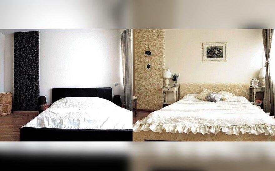 Miegamojo metamorfozės