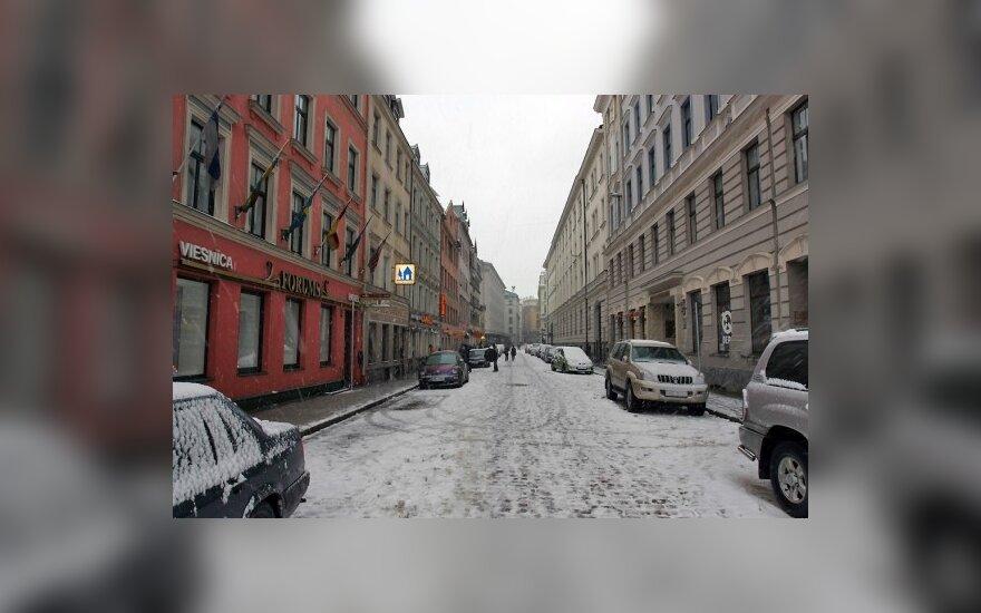 Rygos meras: Latvijos vyriausybė kris kovo mėnesį