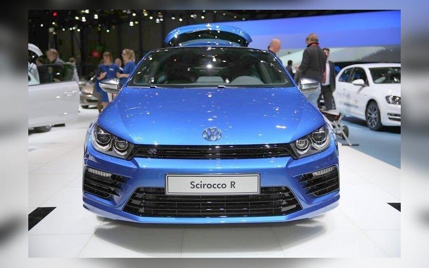 """""""Volkswagen Scirocco R"""""""