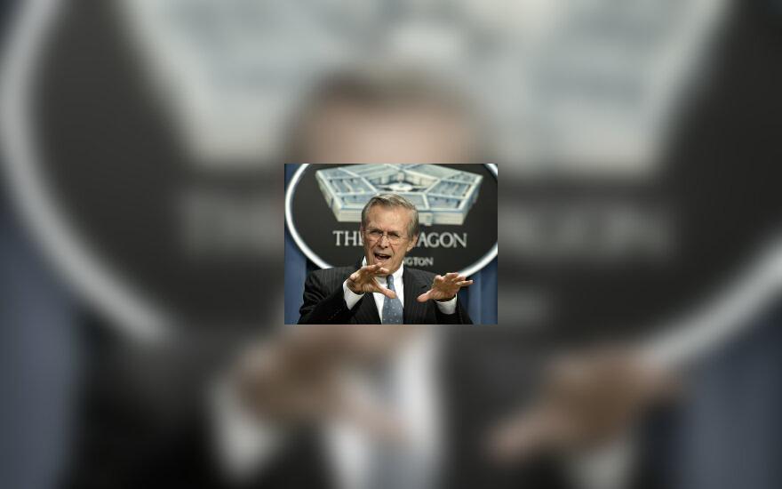 D.Rumsfeld