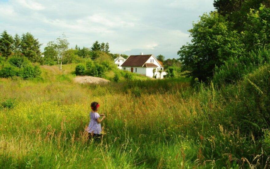 Ekologinėse gyvenvietėse kuriasi drąsūs ir kūrybingi žmonės