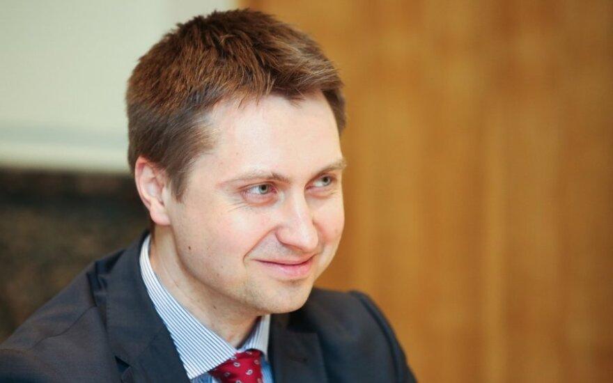 """VSD: Konkurencijos taryboje Šatas siekė palankumo """"MG Baltic"""" įsigyjant """"Alitą"""""""