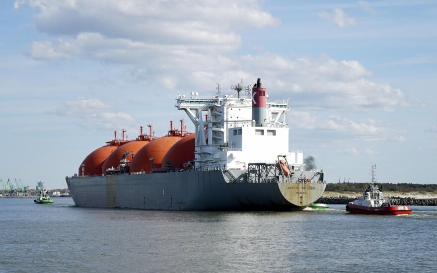 Statoil's rising LNG market share 'good sign for consumers' in Lithuania