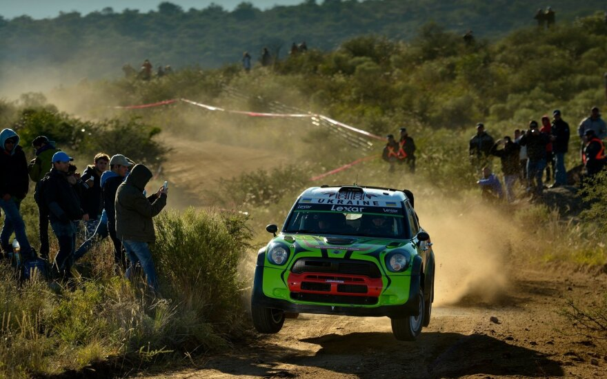 """Besipildančiame """"Gravel Fest Rally – Lazdijai"""" dalyvių sąraše – žinomos pavardės ir WRC automobilis"""