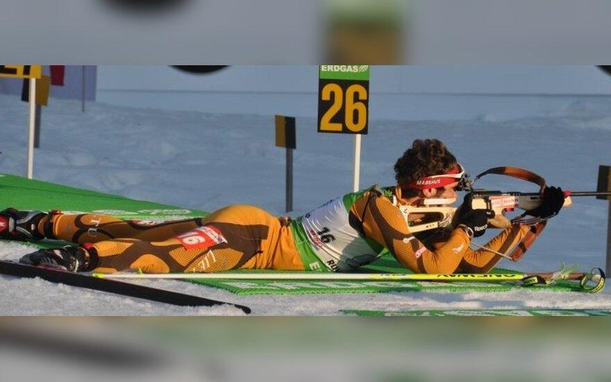 Biatlono federacijos prezidentas A. Daugirdas: sieksime išsiaiškinti dopingo skandalo aplinkybes