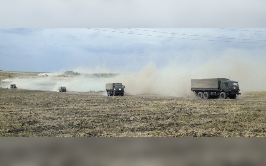 15,000 Russian soldiers reportedly sent to Ukraine