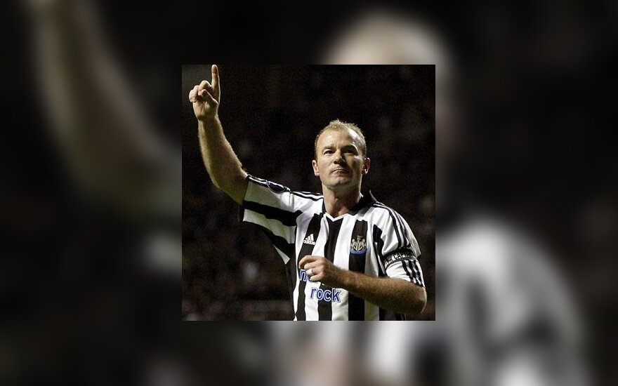"Alan Shearer (""Newcastle United"")"