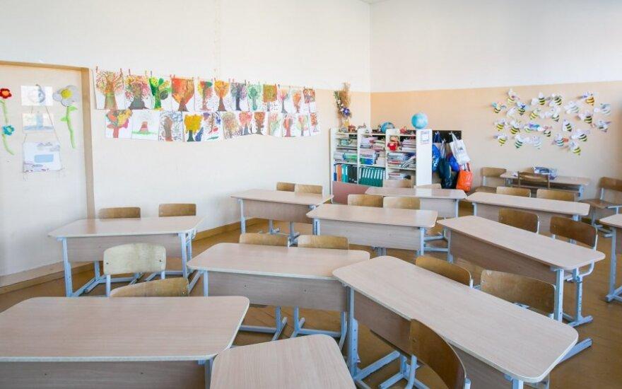 Švietimo problemos – visu gražumu: mokyklos, į kurias rugsėjį neatėjo nė vienas mokinys