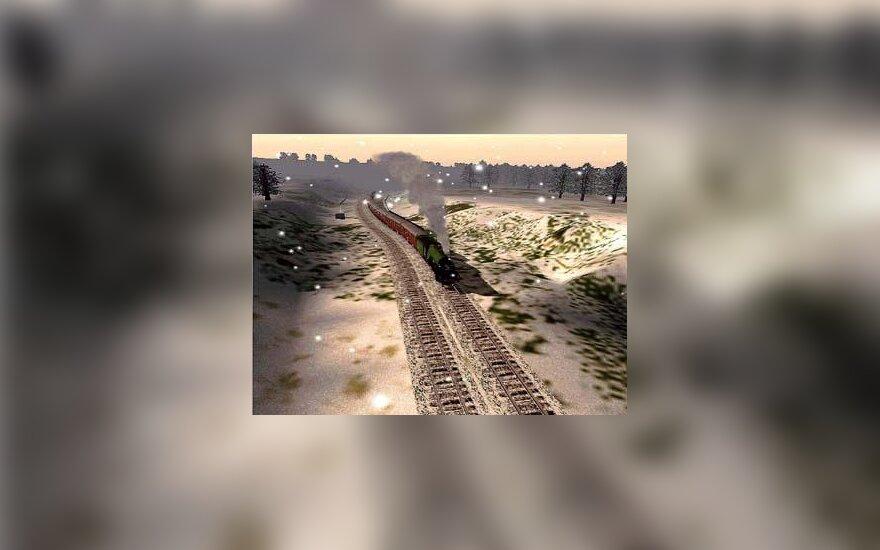 """Microsoft Train Simulator"""