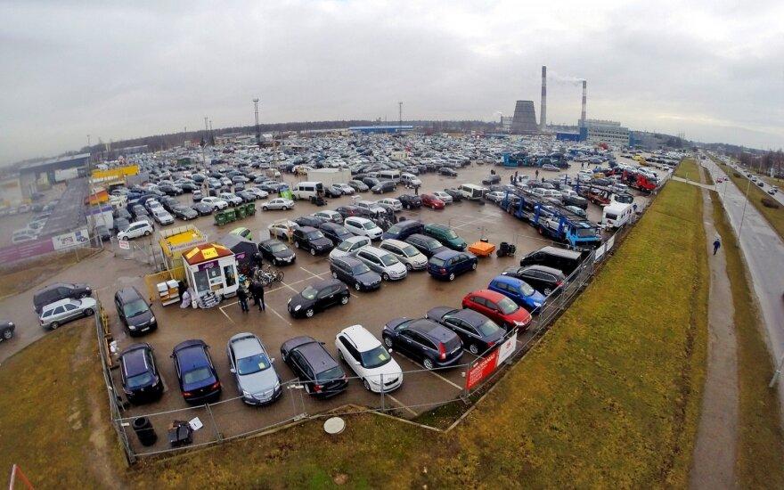Automobilių turgus