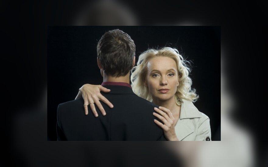 Poreikiai ir galimybės: D.Michelevičiūtė save vadina netipine moterimi