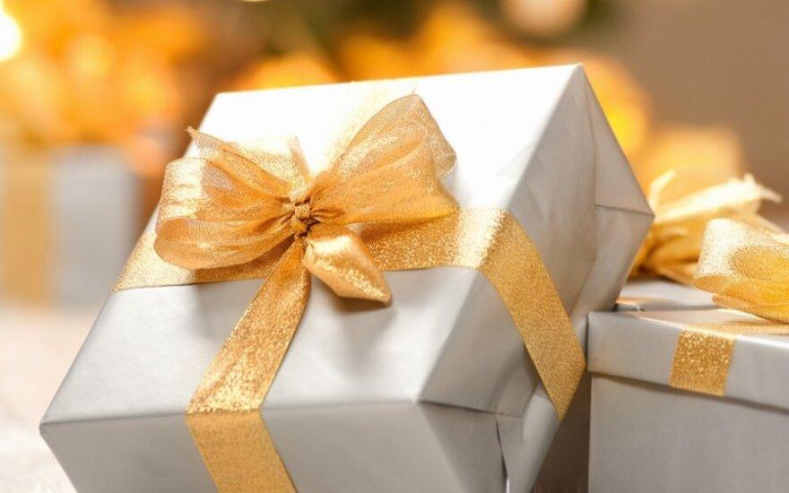 Kokias kalėdines dovanas dažniausiai perka lietuviai?