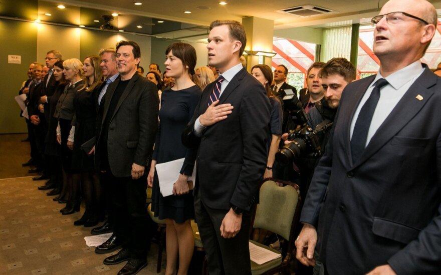 Konservatoriai ruošiasi prezidento rinkimams: bus daug kandidatų, bet tas vienintelis partijai nepasižadės