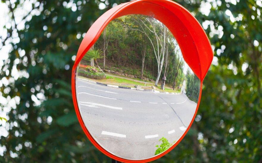 Plungėje žadama pasirūpinti dviratininkų saugumu