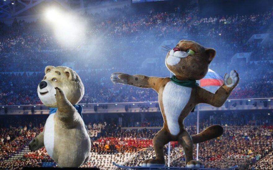 Sočio olimpinių žaidynių kaina - neįminta mįslė?