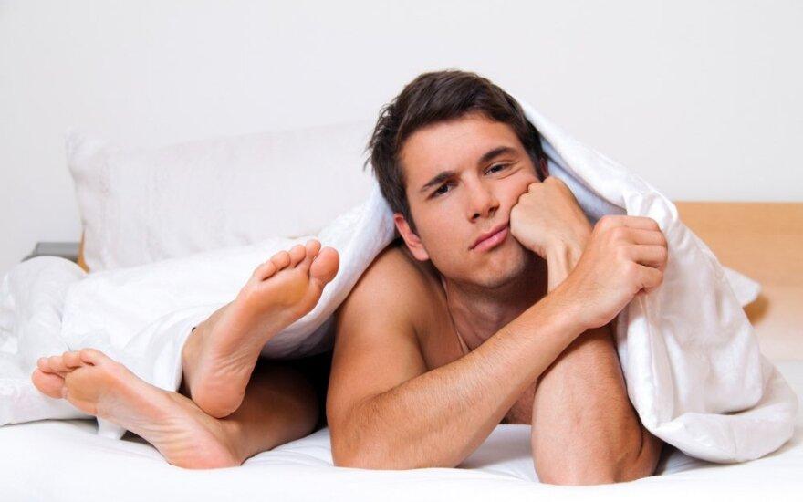Po prostatos operacijos pradingo ejakuliacija