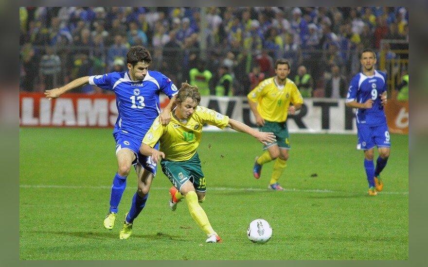 A. Novikovas futbolininko karjerą tęs Vokietijoje