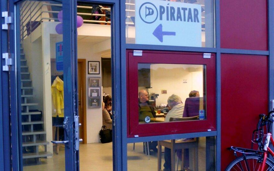 Islandijos Piratų partija