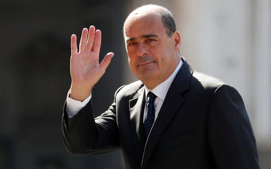 Nicola Zingarettis, Italijos Demokratų partijos lyderis