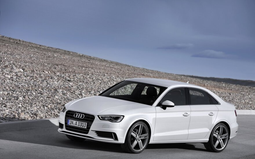 """""""Audi"""" į gamyklą Vengrijoje investuos virš 100 mln. eurų"""