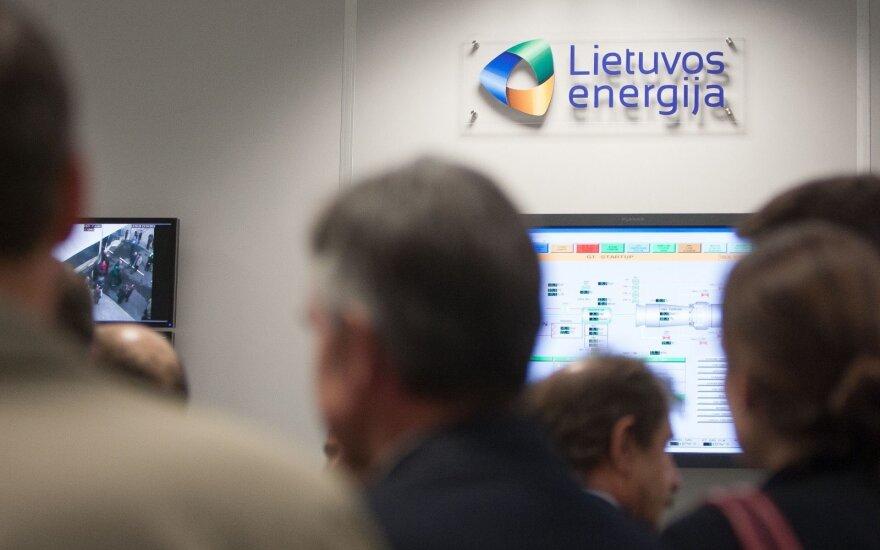 """Analitikai įvertino """"Lietuvos energijos"""" norus parduoti turto"""