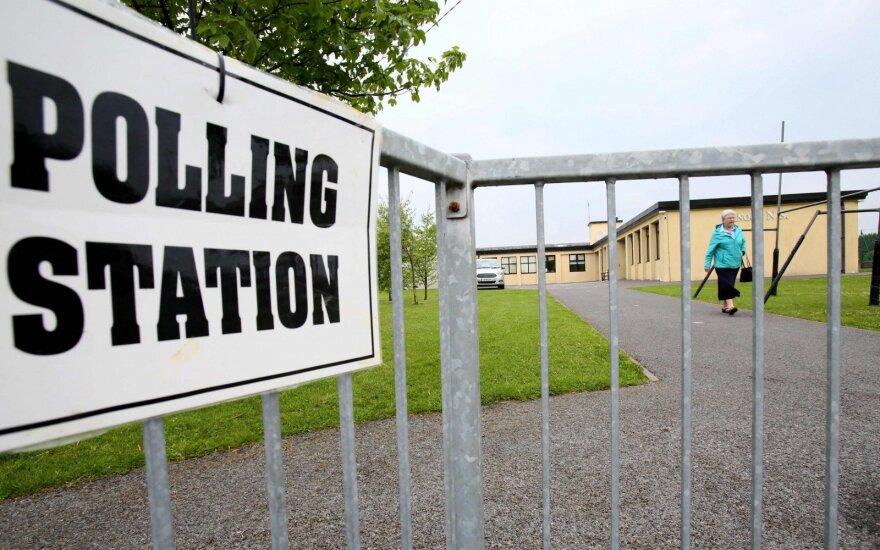 Airija sprendžia dėl griežto abortų įstatymo