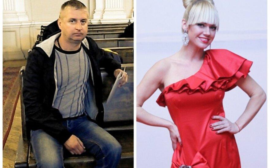 Andrejus Velijevas ir Ingrida Martinkėnaitė