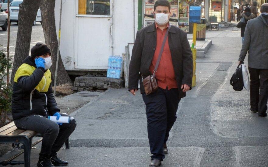 Irane nuo koronaviruso mirė įtakingiausios dvasinės institucijos narys