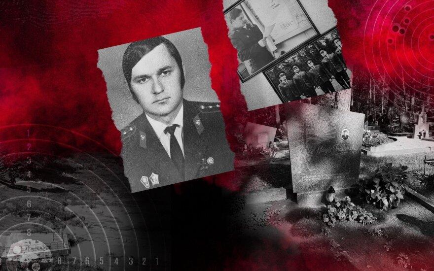 Jurgis Grudzinskas / R. Dargio nuotr., koliažas