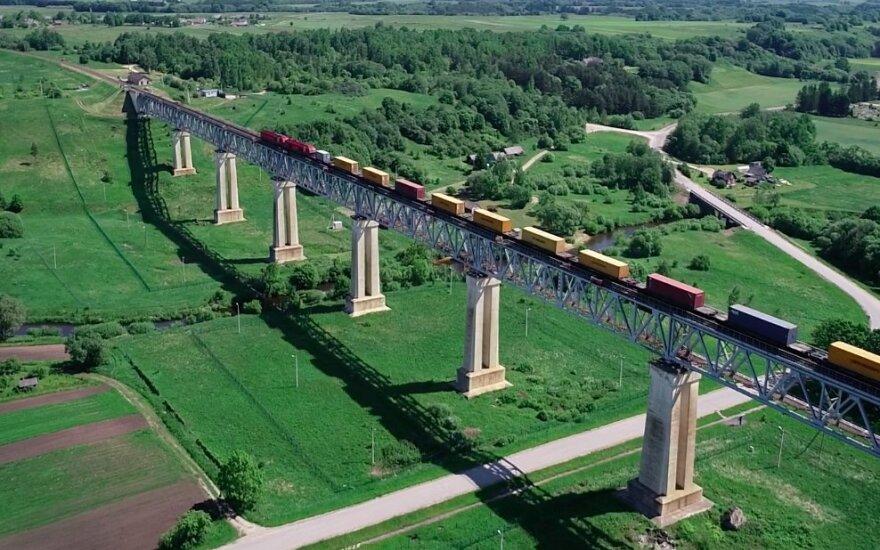 Lyduvėnų geležinkelio tiltas