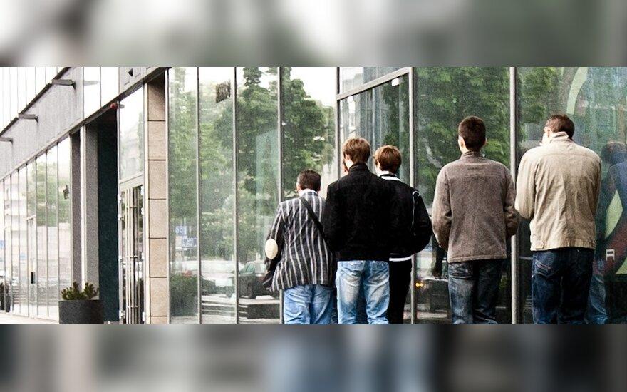 Lietuvoje pasisekė tik trijų miestų gyventojams
