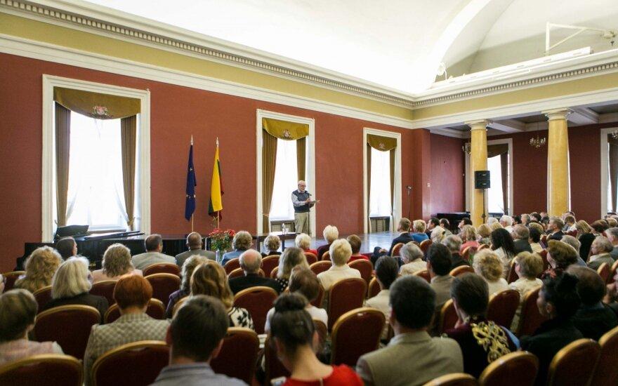 Patvirtinta Tautinių mažumų švietimo komisija