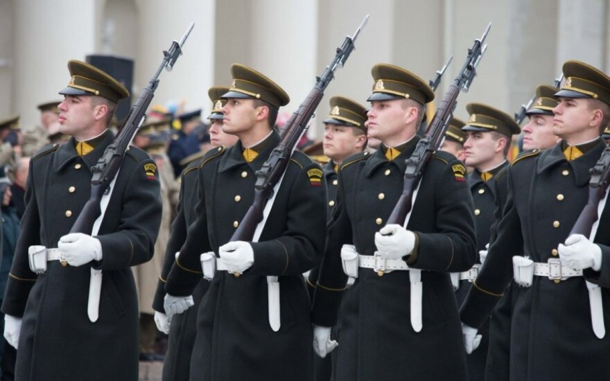 Defence Ministry submits draft law on conscription to Lithuanian government