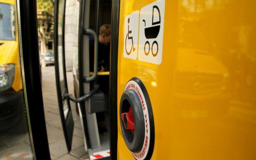 Kaunietis turi ką pasakyti apie viešajį transportą ir Vilnių