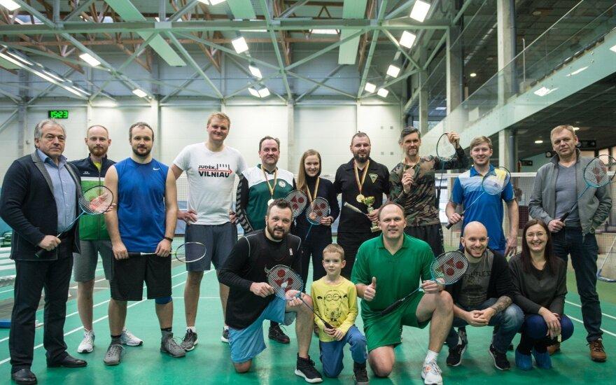 LSŽF badmintono turnyras