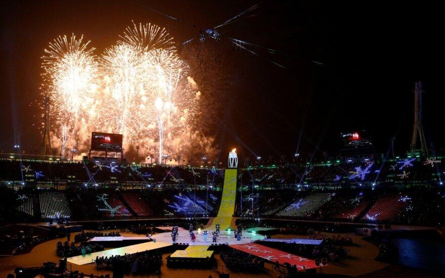 Žiemos parolimpiados medalių įskaitoje JAV aplenkė rusus