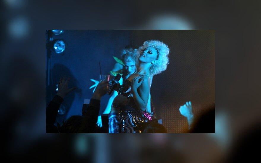 Lady Gaga pavergė ir užvaldė Mią