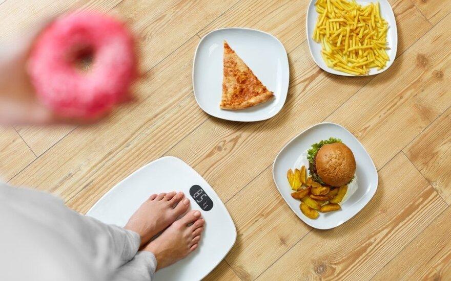 Dešimt paprastų mitybos patarimų didelių pokyčių pradžiai