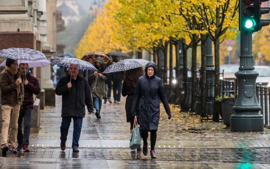 Sinoptikai papasakojo, kokia bus spalio pradžia: vėsiausia bus vienoje Lietuvos dalyje