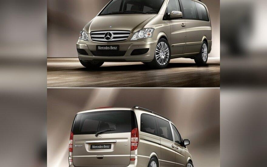 Automobilis Mercedes-Benz Vito