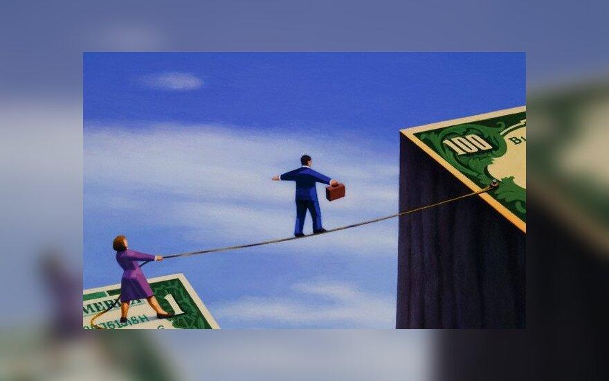 Valstybės įmonių vadovų algų skaičiavimas: mistika ir netvarka