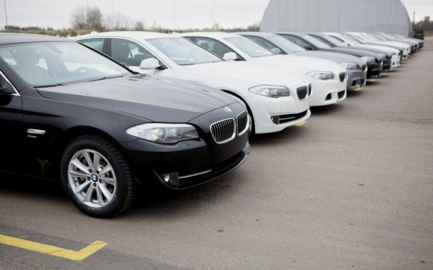 Nauji automobiliai, BMW