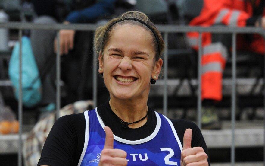 Urtė Andriukaitytė (foto: CEV)